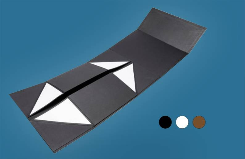 Magnetbox - flachliegend, versch. Größen, VE = 10 Stück
